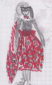 creation costume