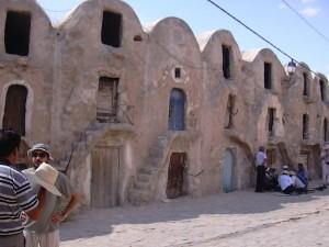 tunisie Médenine ghorfas