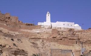 tunisie Ksar citadelle Chenini