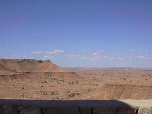 Panorama Chenini Tunisie