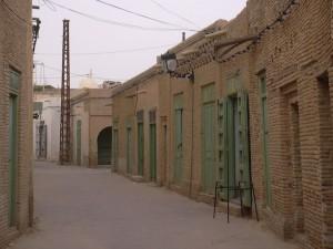 Nefta vieille rues