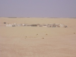 village Starwars Tunisie