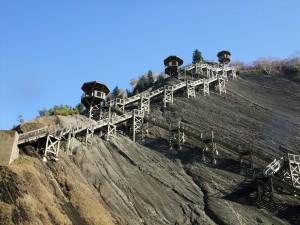 Montmorency, escalier