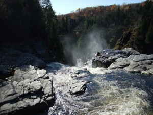 cANYON sAINT aNNE, qUEBEC