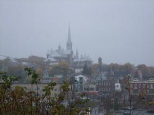 Rivière de Loup, carnet voyage Quebec