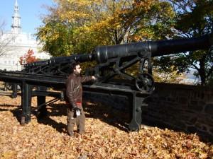 canons ville Quebec