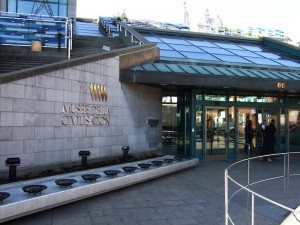 musée de la civilisation, Quebec