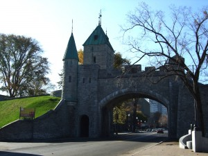 porte fortification quebec