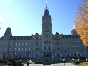 parlement Quebec