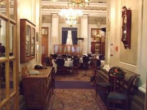 restaurant parlement qubec