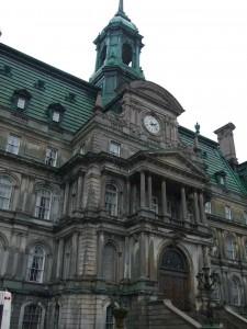 mairie Montréal