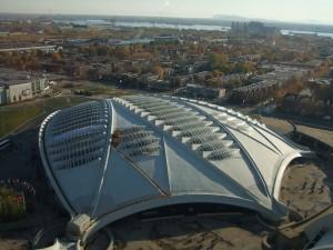 Parc olympique montréal