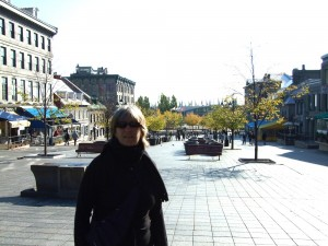 vieux quartier Montreal