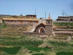 sur le route de tocoano Chili