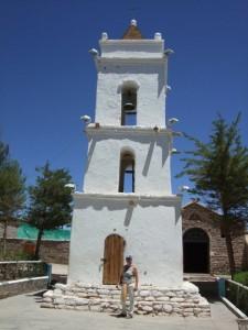 Toconao église