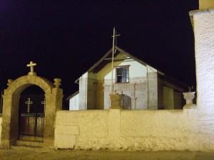 Eglise Putre chili