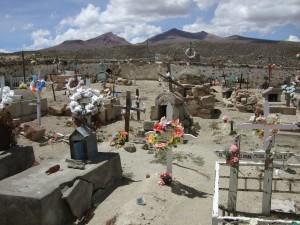 cimetière parinacota