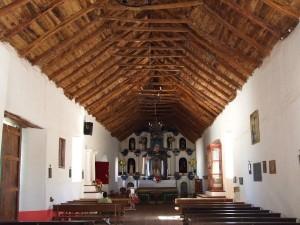Eglise San Pedro Atacama