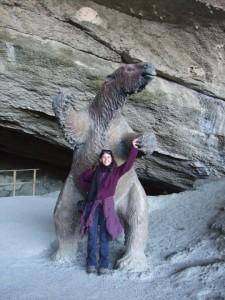 caverne milodon