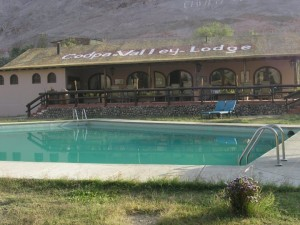 codpa valley lodge chile