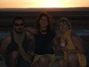 laguna tebenquiche Atacama