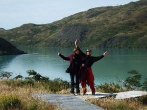 salto chico Patagonie
