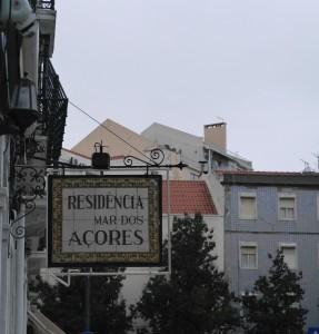 Lisbonne, residencia Mar dos açores