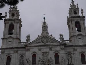 basilique das estrelas Lisbonne