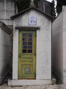 cimetière das prazores lisbonne
