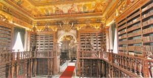 biblioteca Coimbra