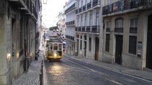 Tramway 28-Lisbonne