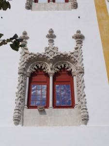 fenêtre palacio de sintra