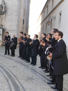 Fado étudiants de Coimbra