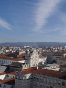 Vue de Coimbra