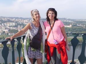VUE TOUR UNIVERSITÉ Coimbra