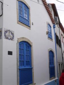 Façade maison Penacova, Portugal