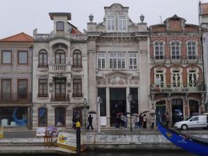Urbanisme art nouveau, Aveiro, portugal