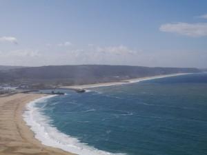 Nazaré, panorama
