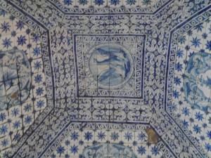 Nore dame de Nazaré, chapelle de la mémoire, Portugal