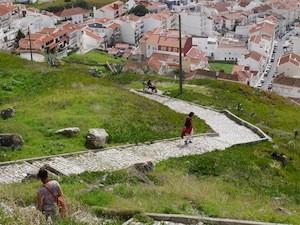 sitio nazaré, Portugal