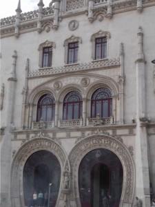 Lisbonne-Rue du 1er diziembro