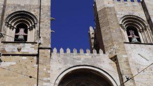 Sé cathédrale-Lisbonne