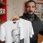 Tee shirt vladimir Poutine-expo milan