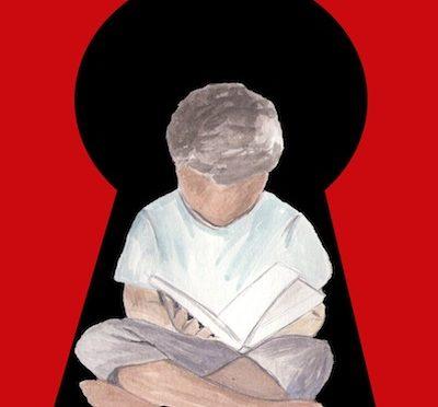Le livre de la biographie «La porte»