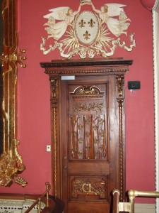 porte lys royaux