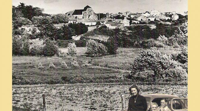 Une vie à Saint-Nicolas de Brem- biographie